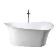 Bañera de acrílico independiente de forma especial