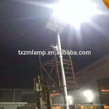 nueva luz de calle llevada solar ahorro de energía de YANGZHOU de YANGZHOU / luz de calle solar con el polo