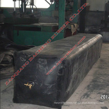 Inflatable Pipe Plug Bag to Make Culvert
