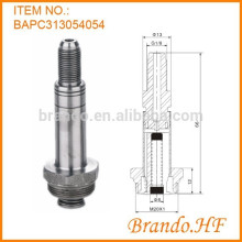 14 mm OD Matériau en acier inoxydable solénoïde industriel solénoïde