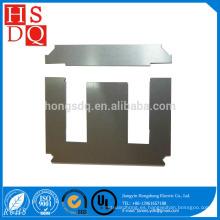 Estator de acero al silicio orientado en frío y lámina del núcleo del rotor