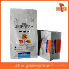 Подставка для пищевых продуктов с алюминиевой фольгой прямоугольной формы для упаковки пищевых продуктов