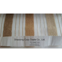 Nouveau tissu de rideaux transparents Organza Vope Free Strike 0082127