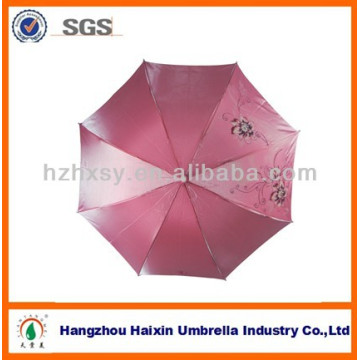 Proveedor de alta calidad del paraguas del OEM y del ODM para el paraguas de la marca del regalo de la promoción y de la venta al por menor
