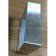 Personalizado precisão CNC para usinagem de alumínio Shell