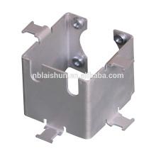 Fabrication en tôle d'aluminium personnalisée de haute qualité