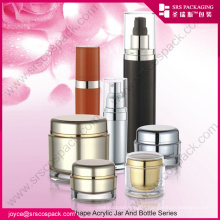 China Top Quality SGS Cosmetic Packaging Large Capacity Cream Jar Plastic Cream Jar