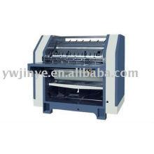 QYBK-1000/1300 Hydraulic Pressure Sheet Cardboard Laminating Machine