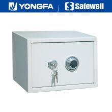 Safewell Bm Panel 250mm de altura Caja fuerte mecánica con cerradura de combinación