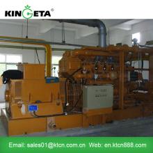 Coconut shell power generator biomass gasifier