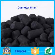 désulfuration et dénitrification du charbon actif pour une centrale au charbon