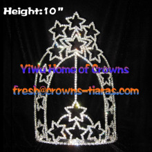 Star Shaped Wholesale Pageant Crowns