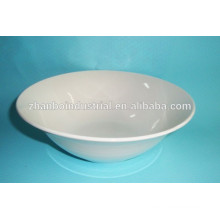 ceramic custom made bowls,plain ceramic bowls