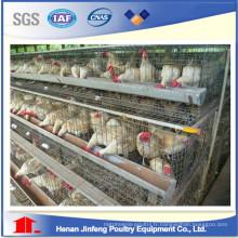 Cages de volaille pour la ferme de poulet
