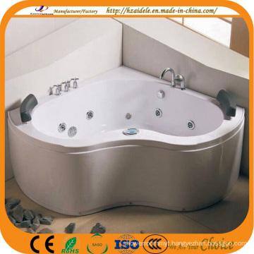 Double People Jacuzzi Massage Bathtub (CL-333)