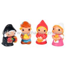 OEM Plastic Toy Family