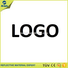 Top-Qualität Marken-Anti-Shrink 95% Baumwolle 5% reflektierende Logo-T-Shirt