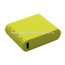 Dual-output Power Bank, 8,800mAh Capacity, Ideal for iPhone, iPad, Samsung, HTC, Nokia and More