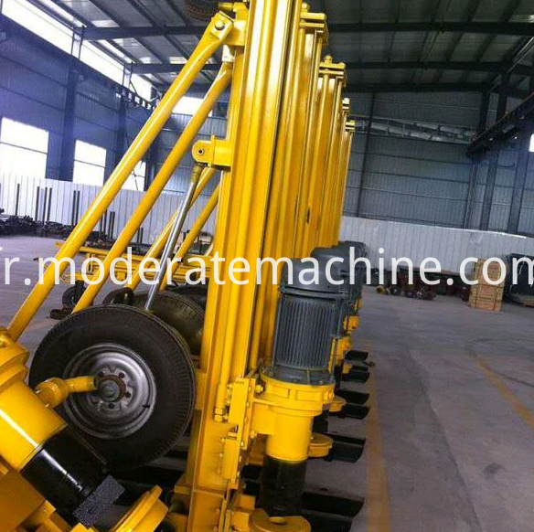 KQZ180D water well drilling rig 6