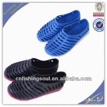 FSFS001 venden al por mayor los zapatos de la pesca del tamaño 40-44 para los hombres EVA Garden Shoe