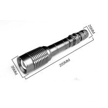china supplier T6 Rechargeable LED Flashlight Torch