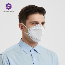 Civil Protective Dust Respirator Disposable KN95 Mask