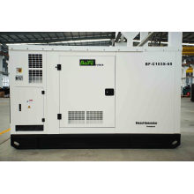 Baifa Cummins Series 103kVA Soundproof/Silent Power Diesel Generator Set