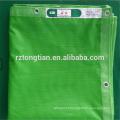 Construction PVC coated fireproof safety mesh net for stairs windows balcony greenhouse