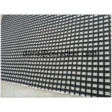 Geocomposite, Fiberglass Geogrid/Polyester Geogrid Composite Geotextile