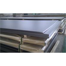 Plaque d'acier inoxydable 316L pour l'industrie de la décoration