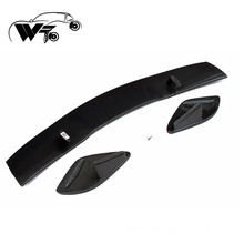 Modified Car spare part for Mercedes Ben-z W176 A250 /A45 AMG 2013-2017 Spoiler Carbon Fiber Roof Wing