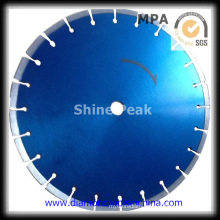 Diamond Laser Welded Saw Blade for Marble Concrete Cut