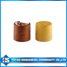 28/410 amostras grátis madeira cor disco Top Cap