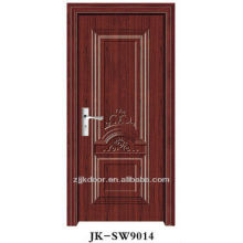 interior steel wooden door with soncap