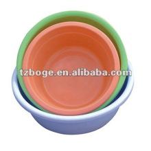 moulage par injection plastique / vasque en plastique