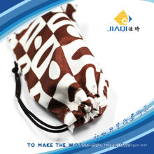 Microfibre mobile phone bag