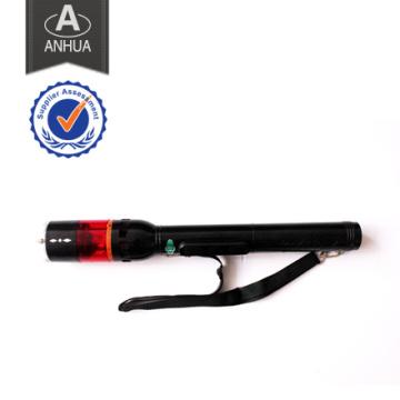 Pistola de aturdimiento de voltaje pesado con linterna LED