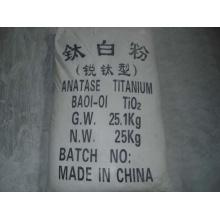 High Quality of Titanium Dioxide Rutile/Anatase
