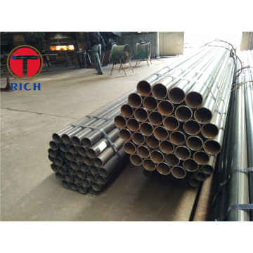 Electric-Resistance-Welded Low Carbon tube ERW steel pipe for Bending and Flaring
