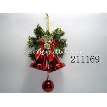 Decoraciones para colgar en la pared interior de Navidad