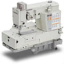 Kansai Special MAC-100 SERIES - Double Chain Stitch Decorative Machine