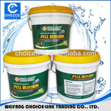Double component polyurethane waterproof coating\ waterproof painting