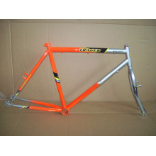 Bike Accessories Steel Bicycle Frame and Fork