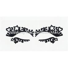 Private Label Halloween Eye Tattoo Makeup Aufkleber Lidschatten für Frauen