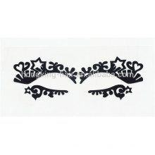 Частная этикетка Хэллоуин наклейки татуировки глаз Тени для век для женщин