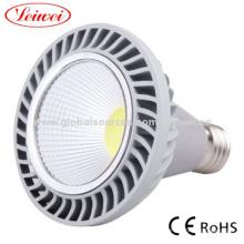 Luz 9/11W LED con voltaje de entrada 100-240V AC