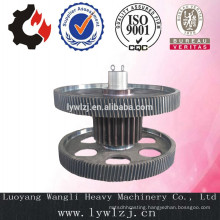 Cast Drive Pinion Gear For Heavy Machinery