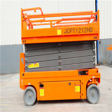 Self Propelled Hydraulic Scissor Lift Table