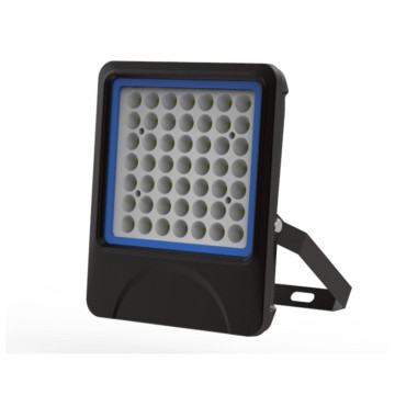 Jarak Jauh 50W 5500 Lumen LED Flood Light