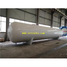 8000 Gallonen 15ton Ammoniak Schiff Tanks